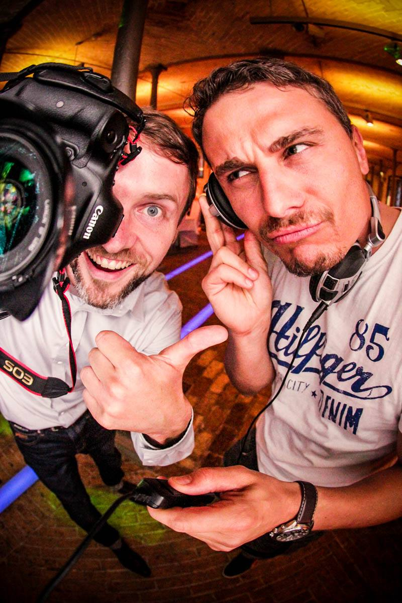 Unser liebster DJ aus Berlin:  Link