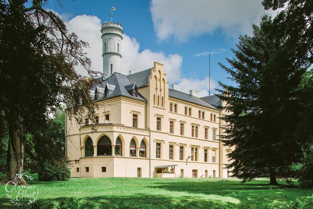 Schloss Kropstädt:Hochzeitslocation in Brandenburg