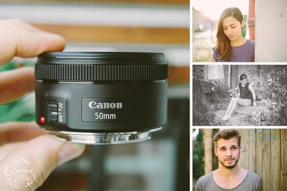 Ein Test vom neuen Canon 50mm 1.8 STM