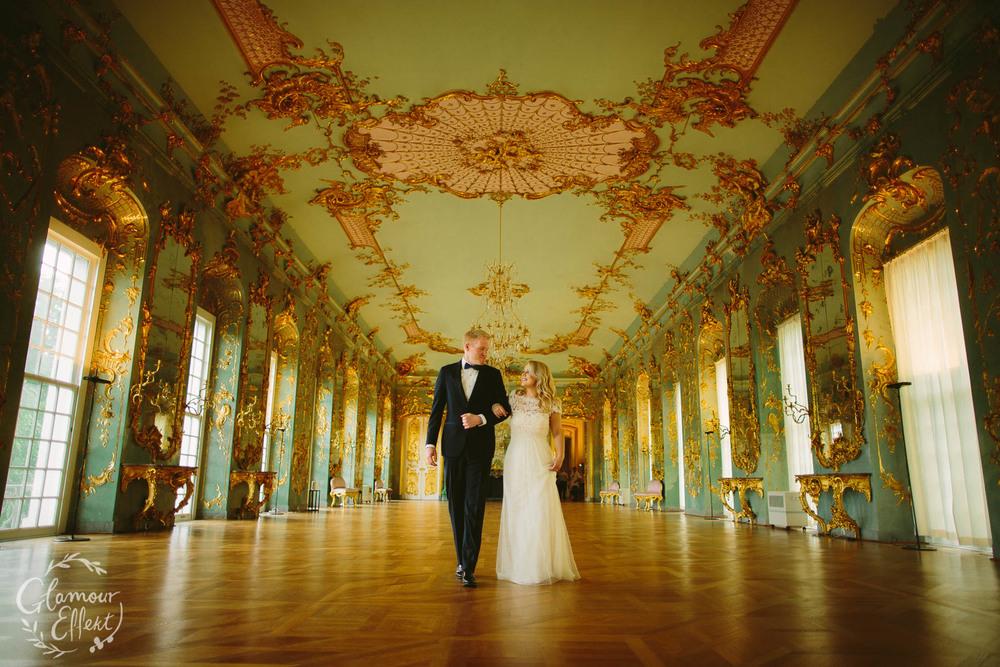 Hochzeitsfotos Schloss Charlottenburg