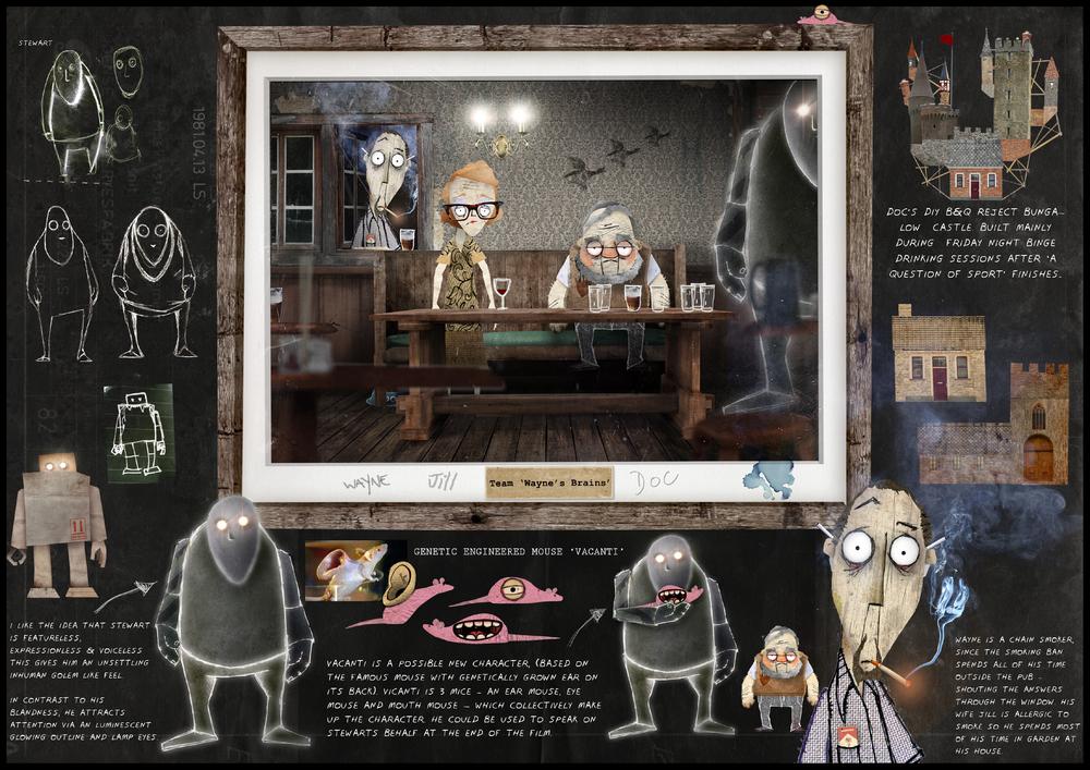 Stewart - Character concept sheet