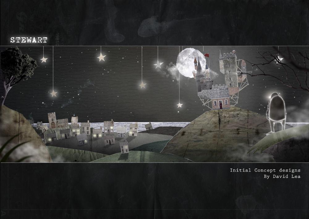 Stewart - concept work