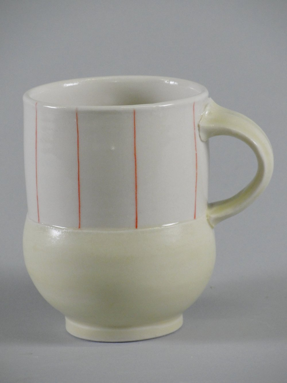 Cup - Pin Stripes