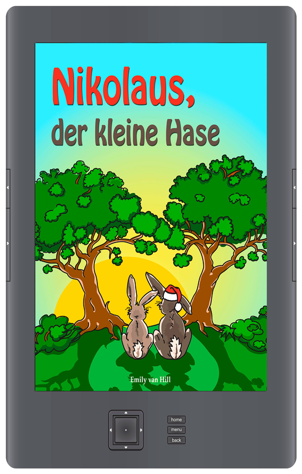 Nikolaus, der kleine Hase