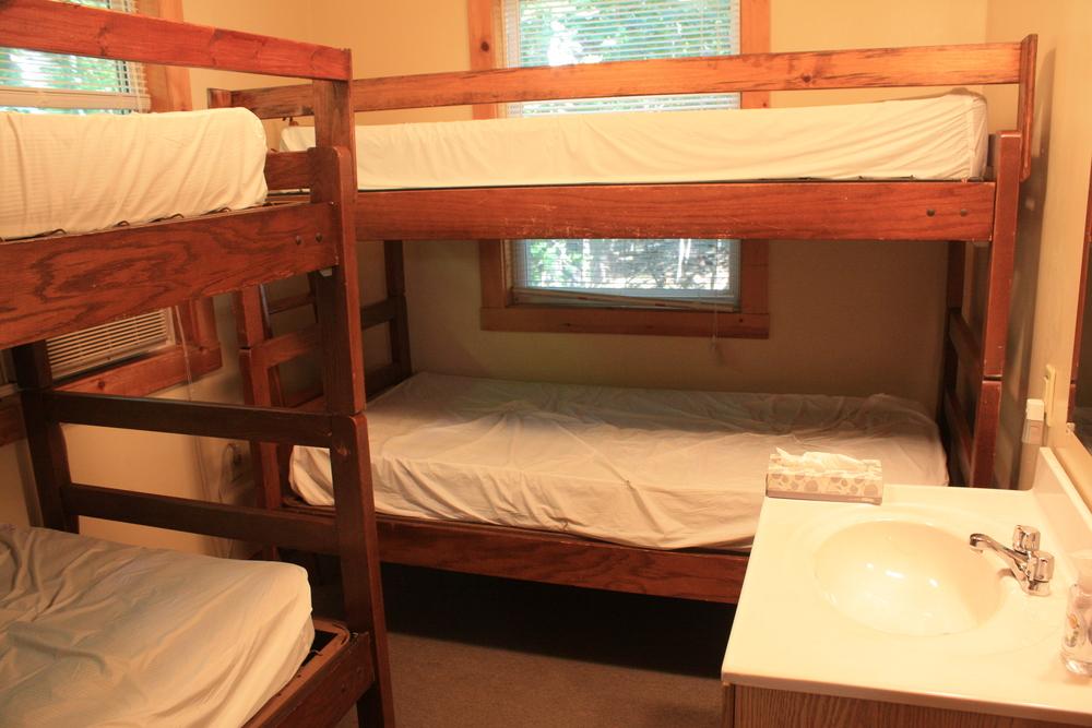 Alexander House Bedrooms