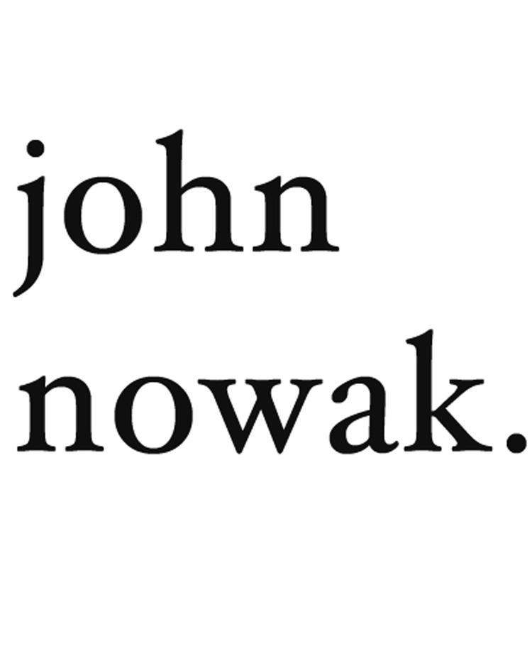 john nowak // photographer
