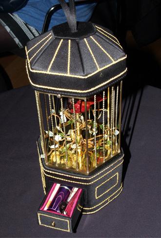 lulu birdcage