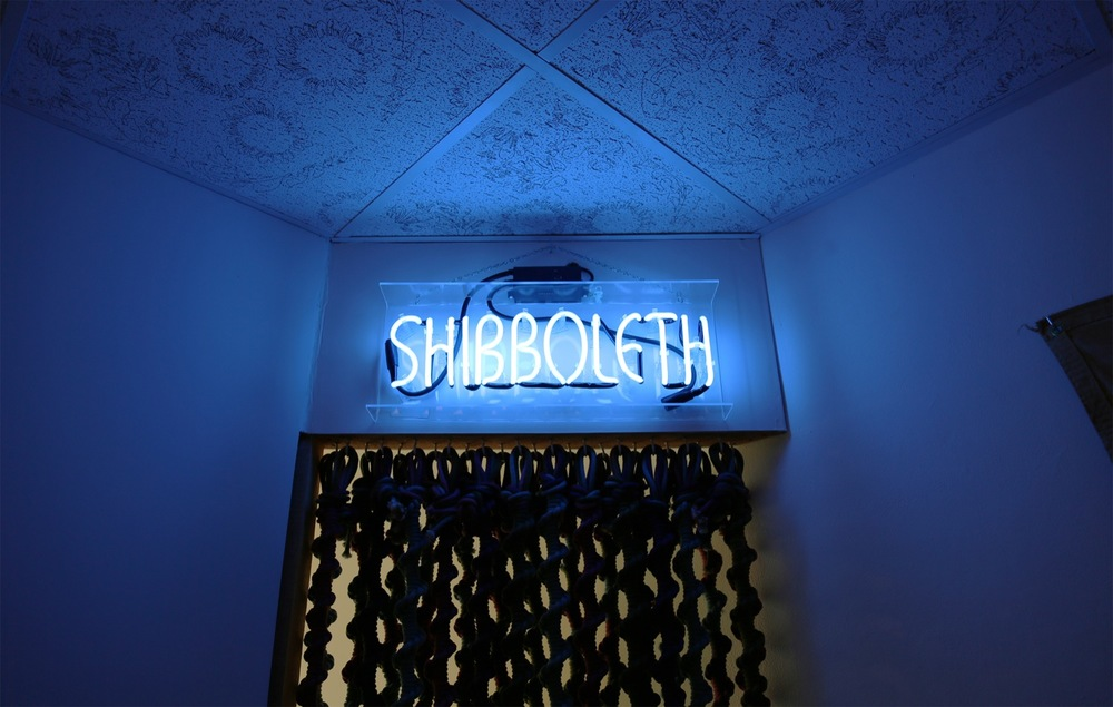 Shibboleth Neon