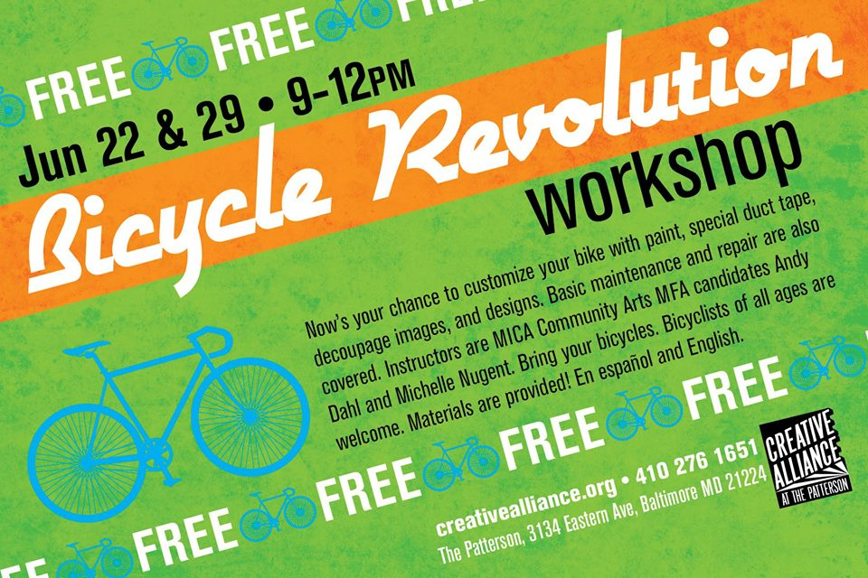 Bicycle Revolution Workshop