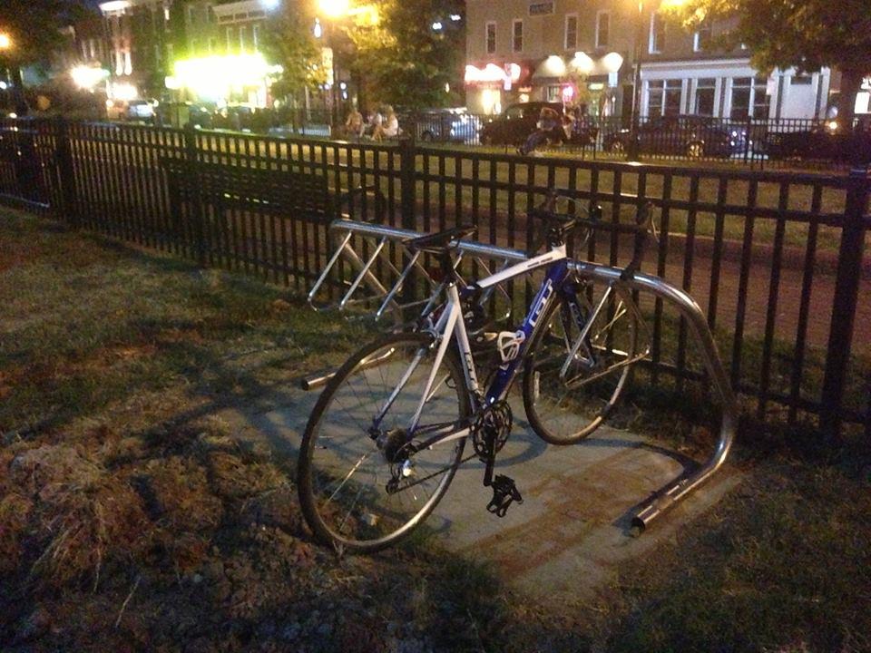 new bike racks hit canton bikemore. Black Bedroom Furniture Sets. Home Design Ideas