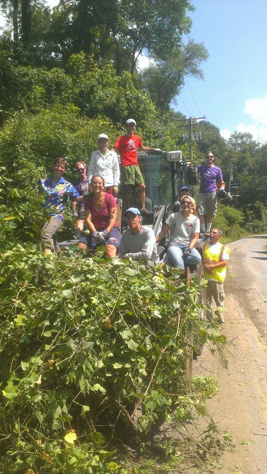 Bikemore Community Clean-Up