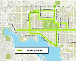 Urban Greenway 2012 Plan