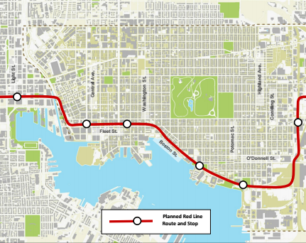 Red Line 2012 Plan
