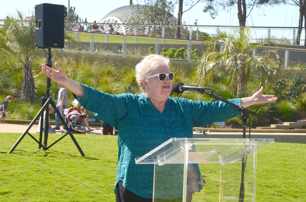 Santa Monica Mayor Pam O'Connor