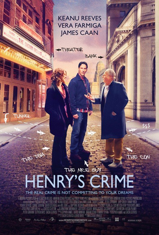 Henry's Crime