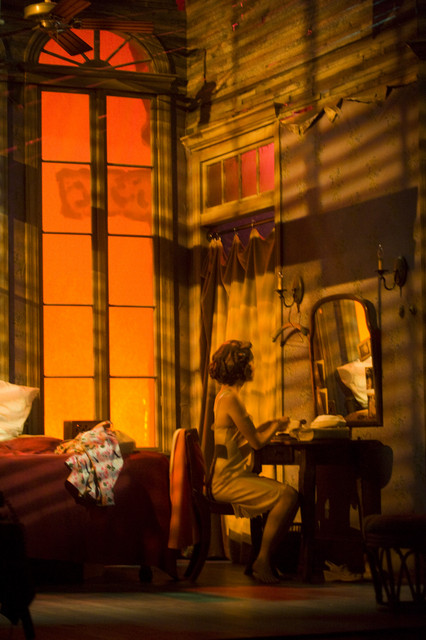 BARRINGTON STAGE COMPANY: A STREETCAR NAMED DESIRE