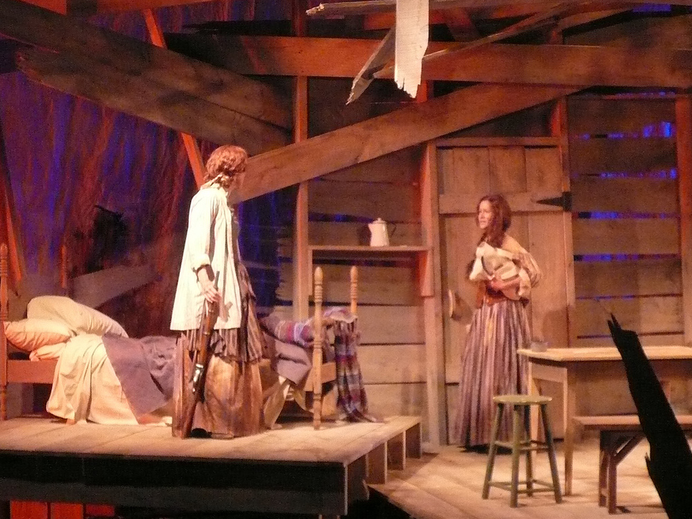 THE HANGAR THEATER: BLEEDING KANSAS