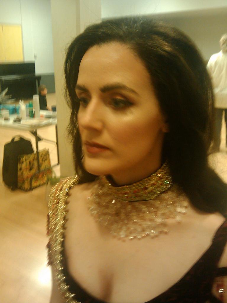 Opera Amanda Miller