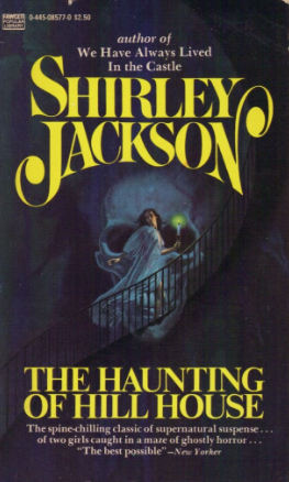 THE HAUNTING OF HILL HOUSE may be the latest binge-fest on netflix, but watch for the upcoming film about the author of the original novel,  SHIRLEY JACKSON .