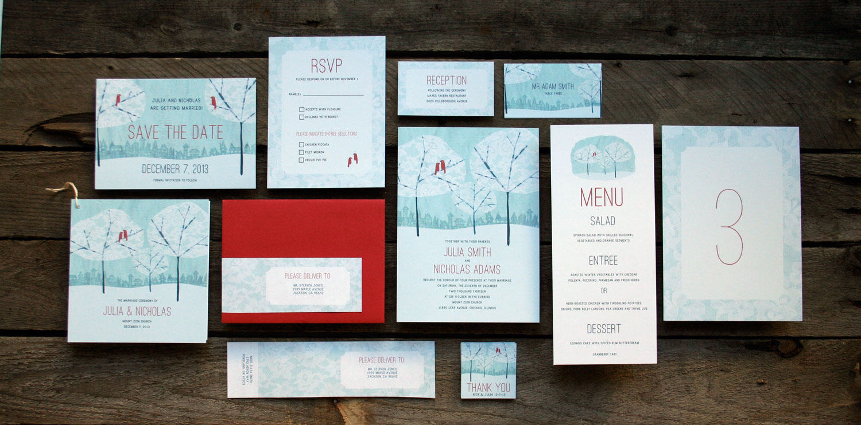 Wedding Invitations — Alli Coate