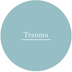 Trauma, defined as the emotional response to an event where a person feels powerless and helpless, lingers long after the event itself is over.  Processing  trauma, and it's impact must be done in an environment that feels both safe and supportive.  I provide an environment where clients feel empowered to understand their life stories.  I also help my clients anticipate and manage the anxiety that arises from processing trauma and then use somatic methods to process without retraumatizing.