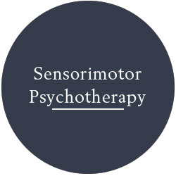 Drawing from somatic therapies, neuroscience, attachment theory, and cognitive approaches, sensorimotor approaches rely on the body as an often untapped resource in therapy.  I primarily use sensorimotor to help my clients process trauma or examine how they can regulate their emotions.