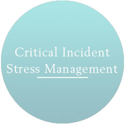 In the immediate aftermath of a stressful event, people often feel overwhelmed, numb and anxious.  CISM debriefings are a structured approach aimed at helping clients initially process a stressful event or crisis.  I have extensive experience leading group debriefings with adolescents and adults and rely on techniques from this method to help individuals as well.