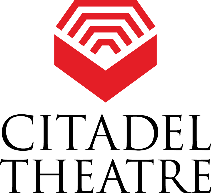 Citadel logo black text stacked jewel above.png