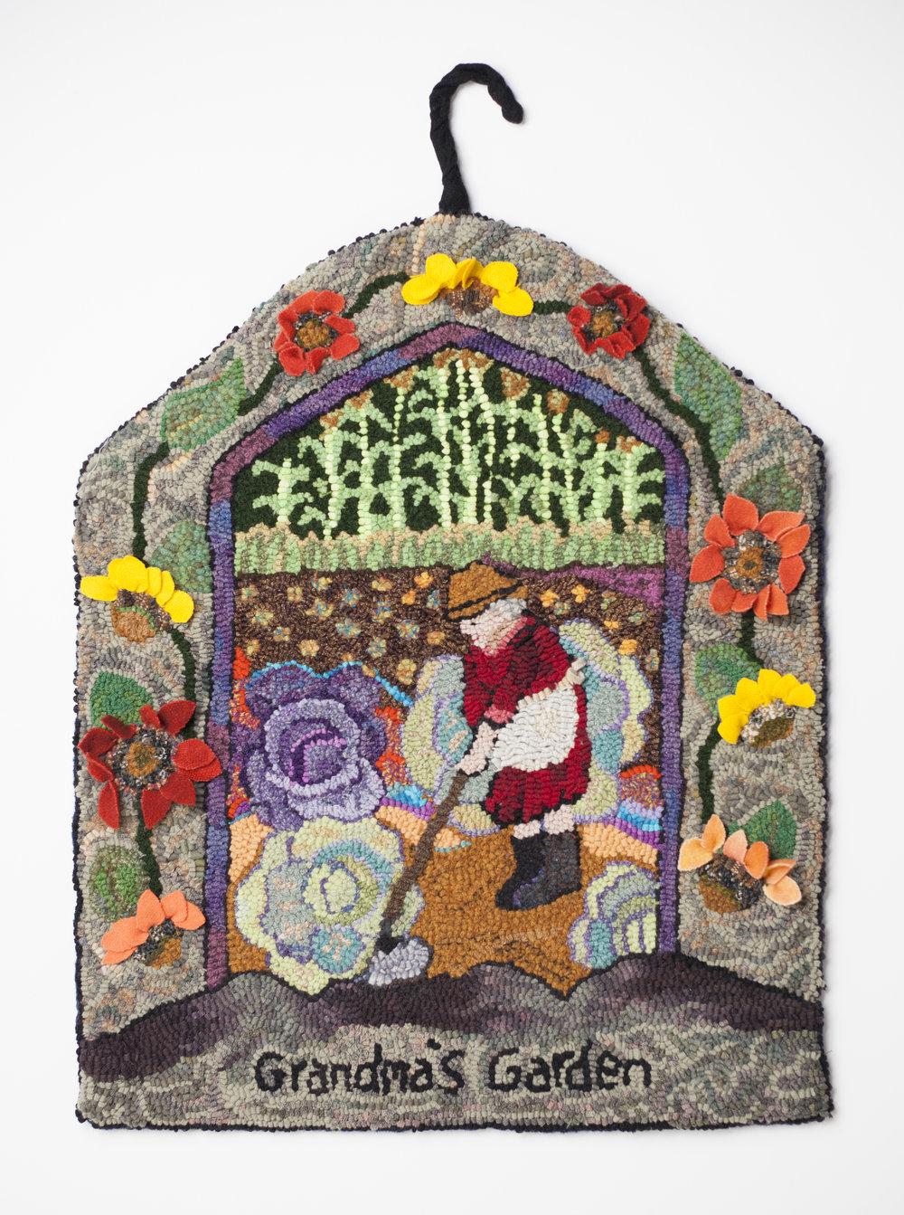 """""""Grandma's Garden"""" by Lynne Howard"""