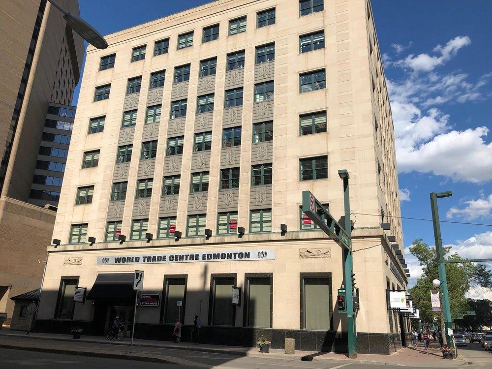 World Trade Centre Edmonton - Edmonton Chamber of Commerce    Twyla Exner