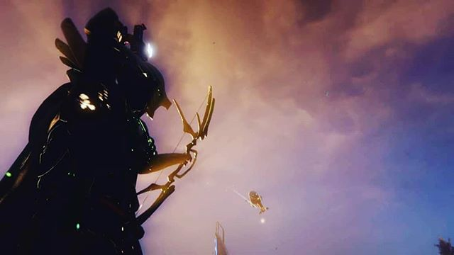 Sometimes all it takes is one well placed space-arrow. . . . . . #warframe #warframepc #plainsofeidolon #gaming #videogames