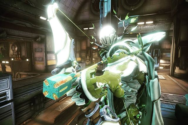 Oberon Prime - Forest Lord . . . . #warframe #videogames #gaming #oberon