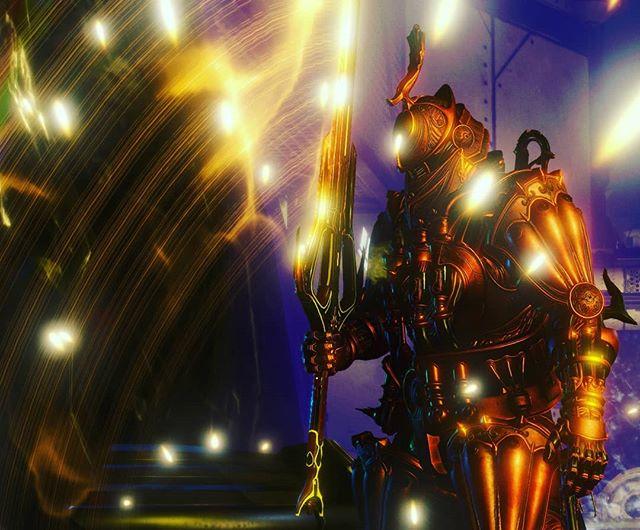 . . . . . . . . #warframe #warframepc #videogames #podcast #gaming #games #vauban #sword #knight