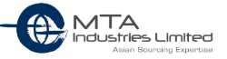 MTA Industries LTD Asian sourcing, Product Development,  Supply Chain Management solutions *Since 2013 *Design Evaluation, Label Review, Test Plan Protocol,  Lab quote review, Full QA & QC support. *Private Brand, Furniture: Home & Office, Consumer Electronics, Licensed Products, Promotional / Theme Park Products, Fashion Accessories, Teamwear Kit, Apparel and Bags, Pop-Culture Gear, Branded Merchandise.