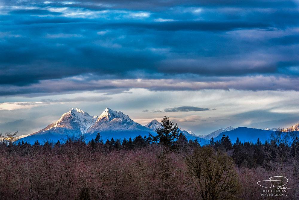 Golden Ears Peaks, British Columbia