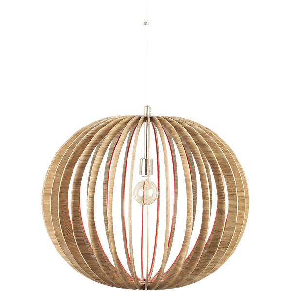 Peel Pendant Lamp: $199