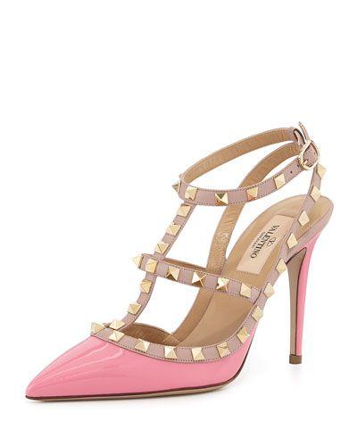 Valentino Rockstud Pink