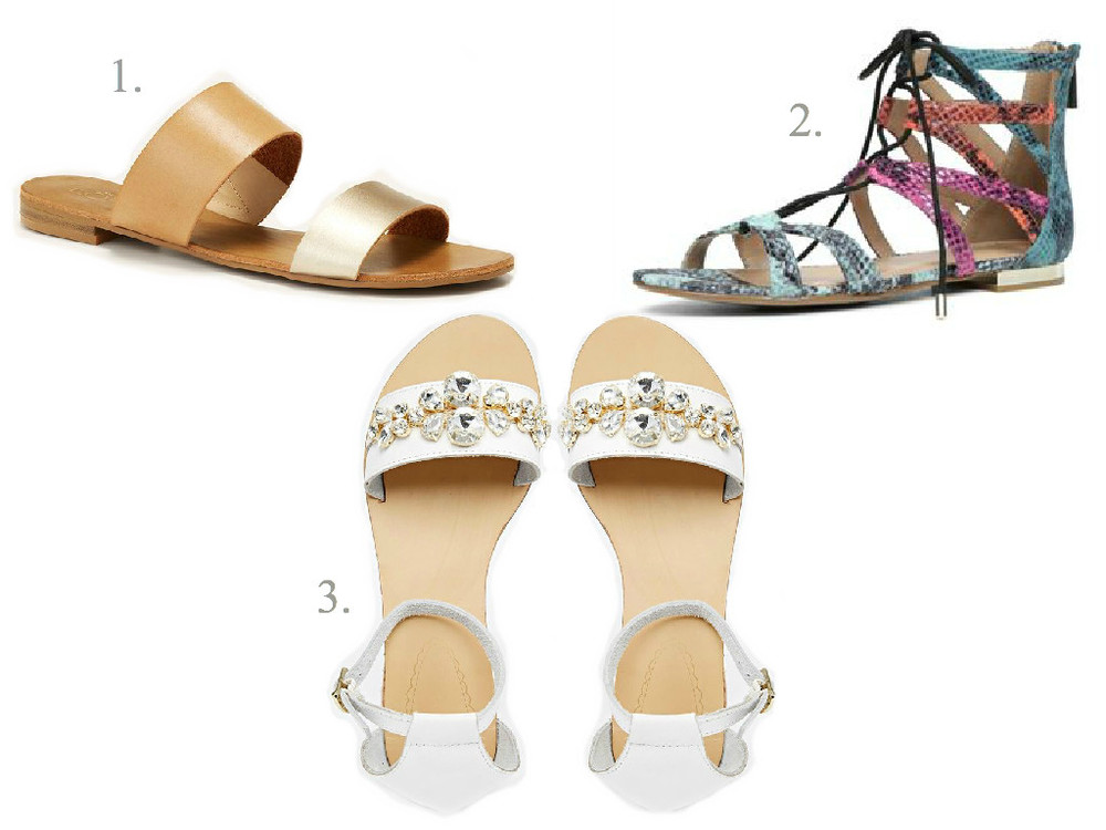 Day to Night Sandals