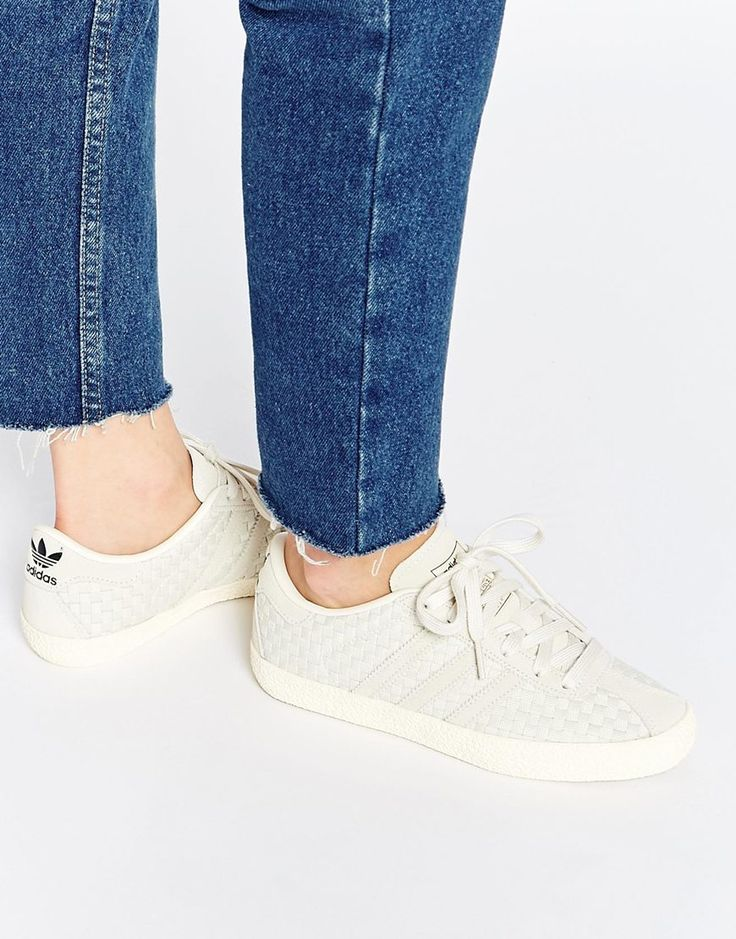 Adidas Originals Gazelle Weave $126