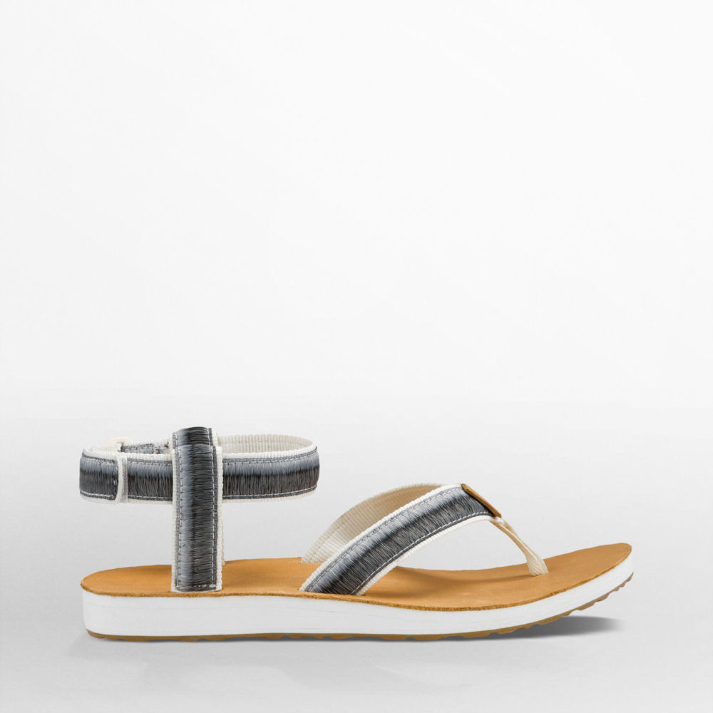 Original Sandal in White Ombre $70