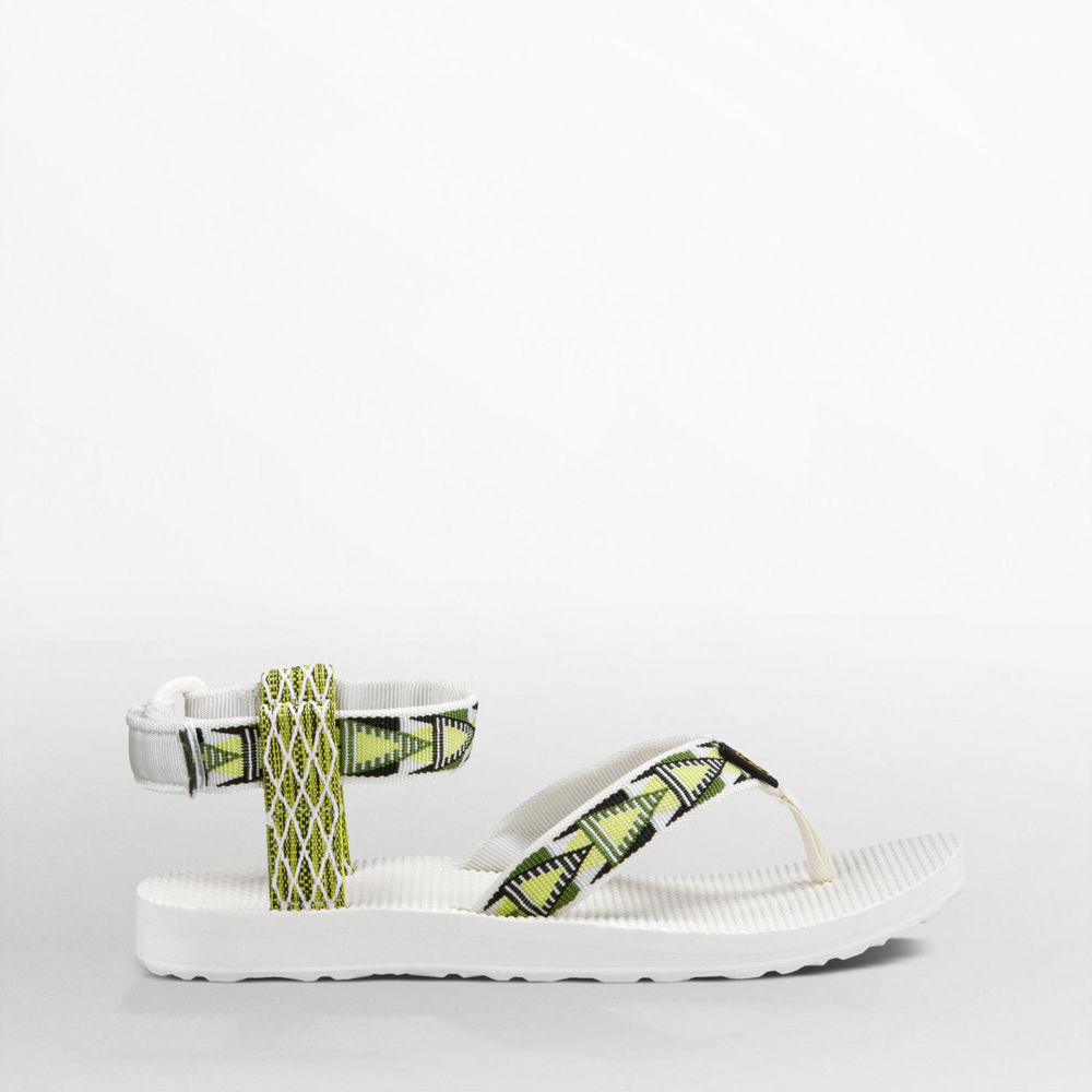 Original Sandal in Mashup Atomic Lime $50