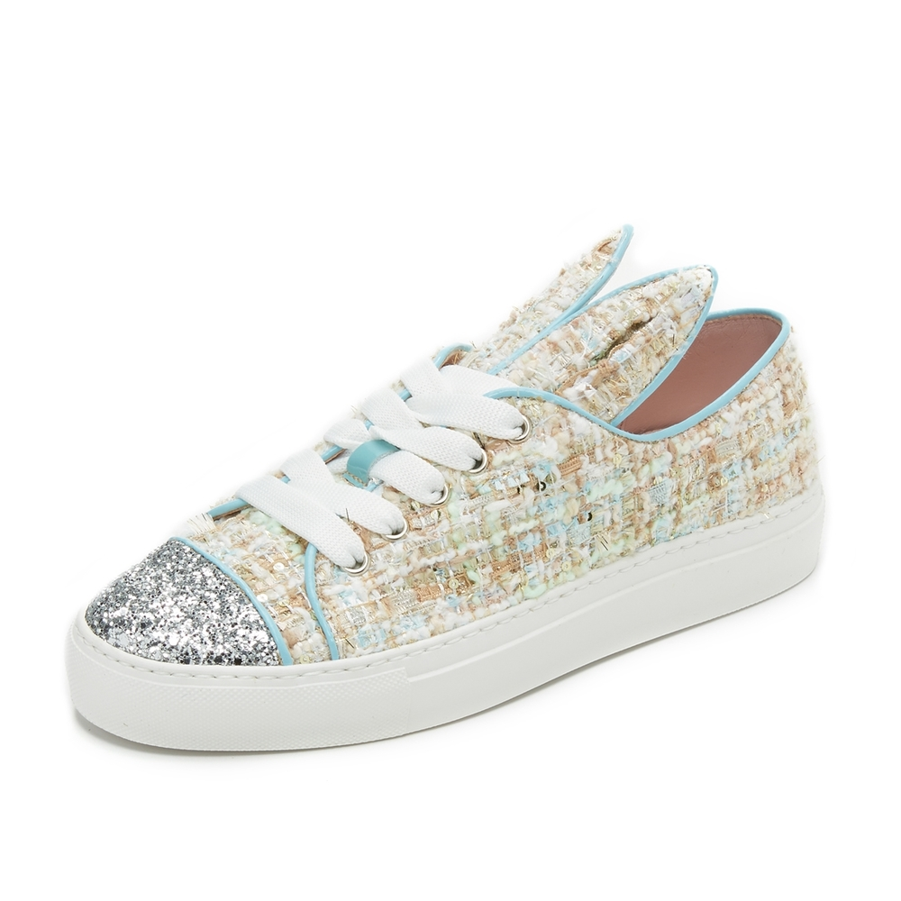 Tweed sneakers $335