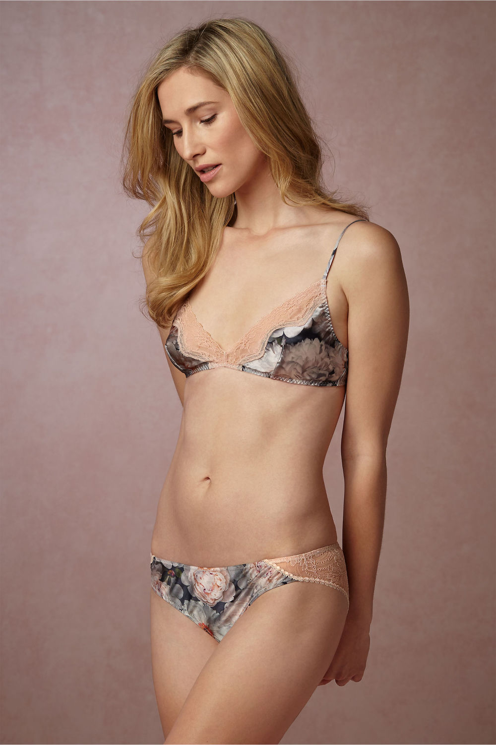 BHLDN bra $50 from $90, and panties $30 from 90