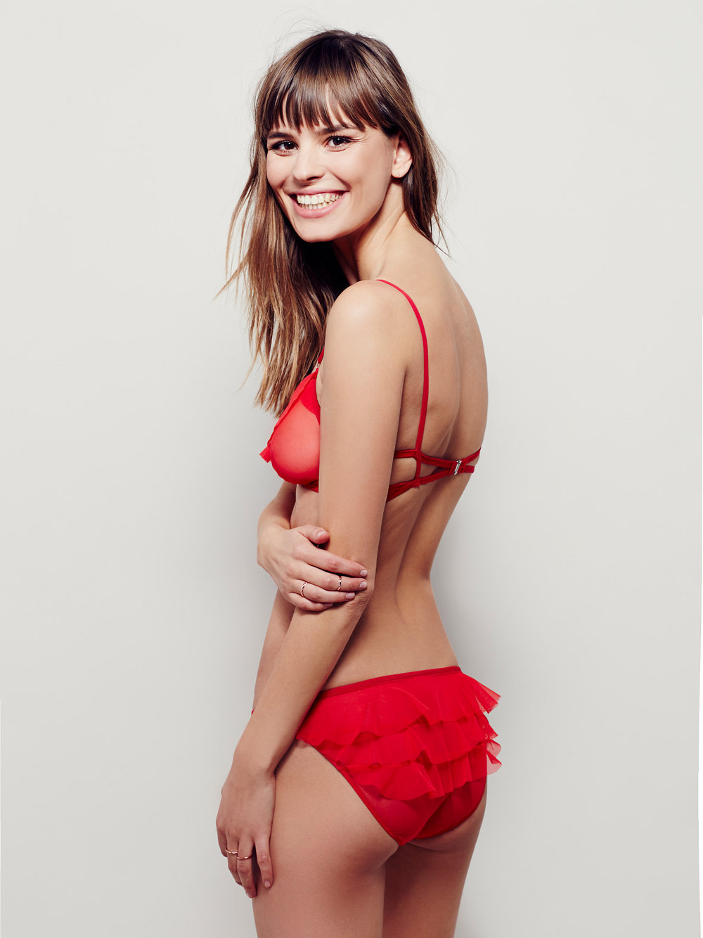 Free People bra $30 from $68, and panties $20 from $48