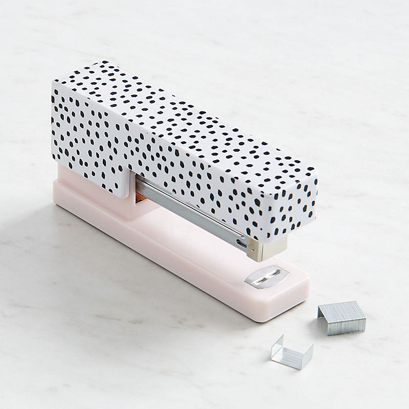 Paper Source Vanilla Bean Stapler, $15