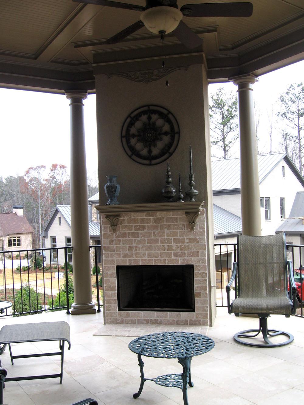 Exterior Decks and Porches