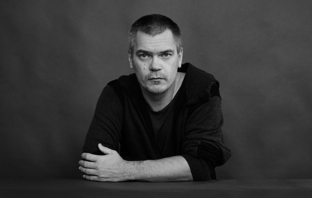 Patrik Andersson self portrait Bushwick New York City 2015
