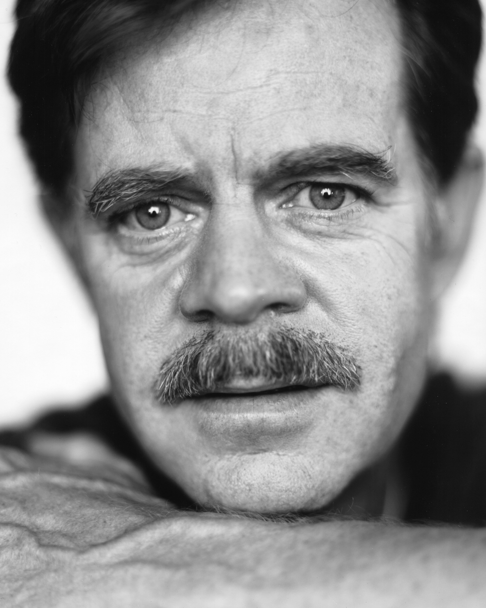 William H Macy by Patrik Andersson