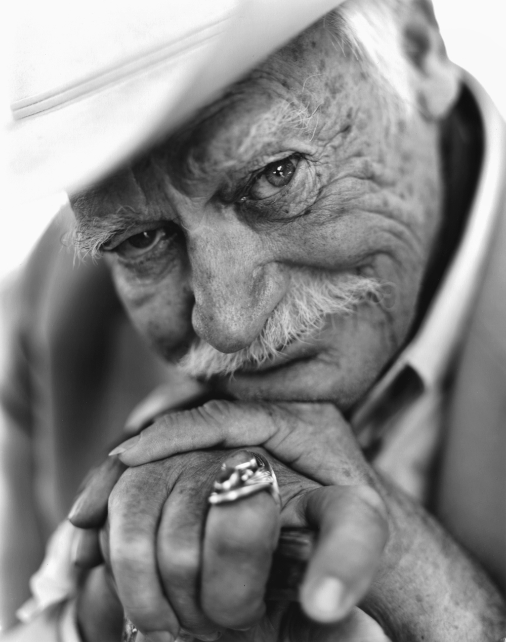 Richard Farnsworth by Patrik Andersson