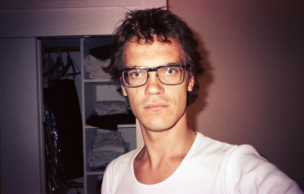 Patrik Andersson's analog selfie on 12th street - at the time when he started questioning success and ambition.